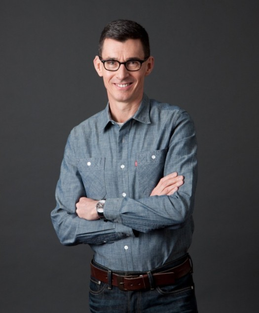Chip Bergh, CEO of Levi Strauss & Co