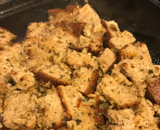 Homecooked Stovetop Stuffing