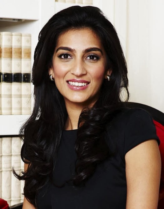 Megha Mittal, Chairman of ESCADA